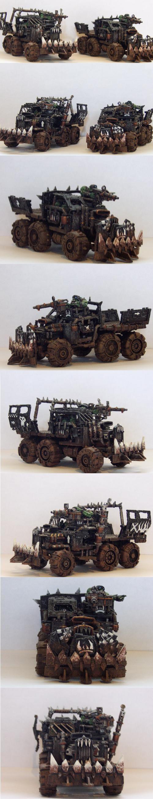 Ork Trukks