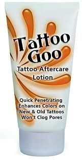 From 6.80:Tattoo Goo Original - Aftercare Lotion - 60ml