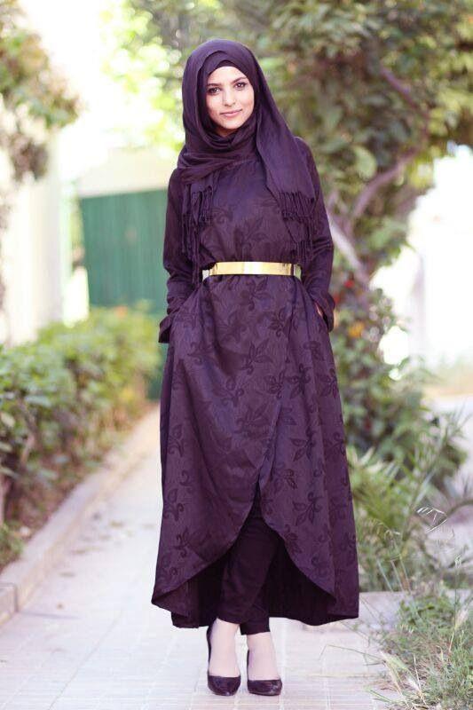 Shamshom Brunette ♥ Muslimah fashion & hijab style