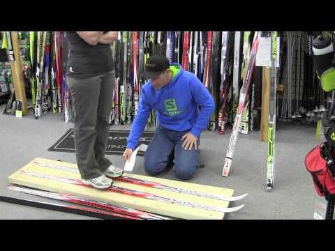 All About Classic Skis | Cross Country Ski Technique