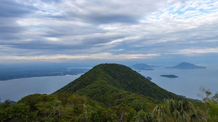 El volcán de Conchagua: el Guardián del Golfo