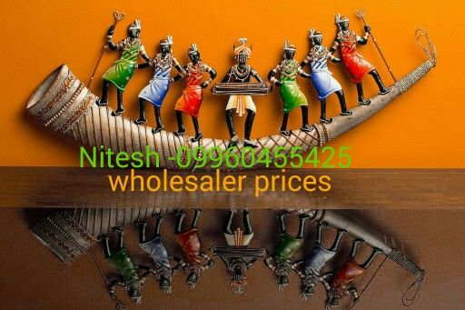 Tribal handicrafts culture.  Wrought iron handicrafts.  Tell me 09960455425.  Any enquiries.