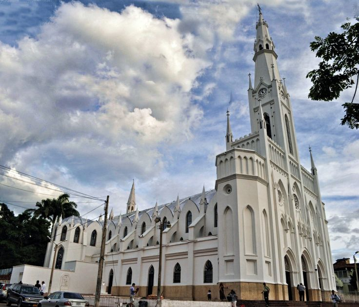 iglesia de Nuestra Señora de Chiquinquira, San Luis, Cucuta #soloprivilegios comparte para ti https://twitter.com/hotelcasinoint http://www.hotelcasinointernacional.com.co/ https://www.facebook.com/hotelcasinointernacionalcucuta
