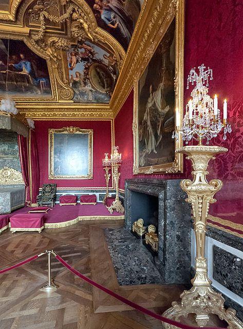 Le salon de Mercure, Palace of Versailles