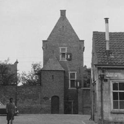 Bagijnetoren 1950