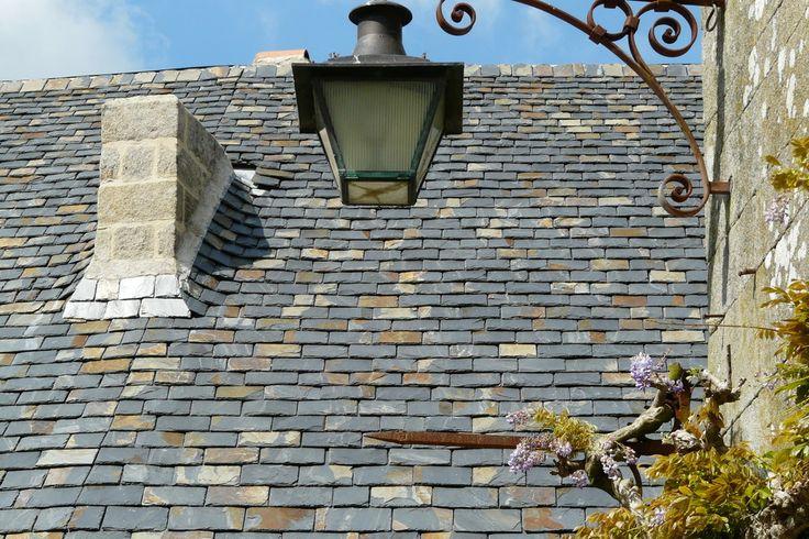 toiture - Ardoise Rustique de Bretagne - Plévin (22)   -   http://ardoise-rustique.jimdo.com/matériaux/toiture/