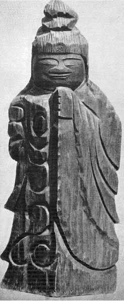 Enku (1632 - 1695) Скульптура Энку   Резьба по дереву ... rezbaderevo.ru