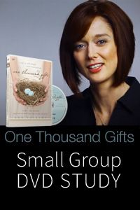 A Holy Experience – How Do You Find Joy? {One Thousand Gifts Small Group DVD Study}
