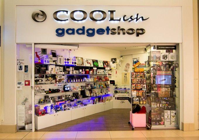 COOLish gadgetshop darčeky