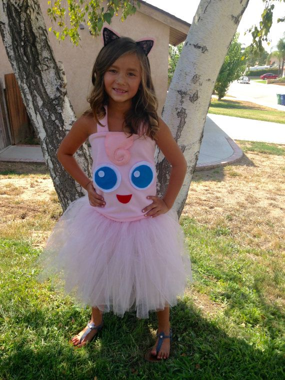 This listing us for one Jigglypuff inspired costume- Costume includes: -Shirt…