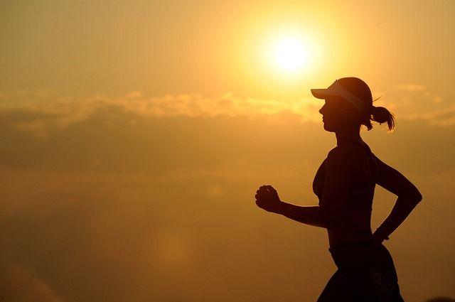 実行している, ランナー, 長い距離, フィットネス, 女性, クロスカントリーします, 運動選手, 持久力