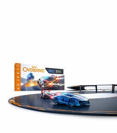 Anki OVERDRIVE Starter Kit available to buy at Harrods. Shop luxury children's toys online and earn Rewards points.