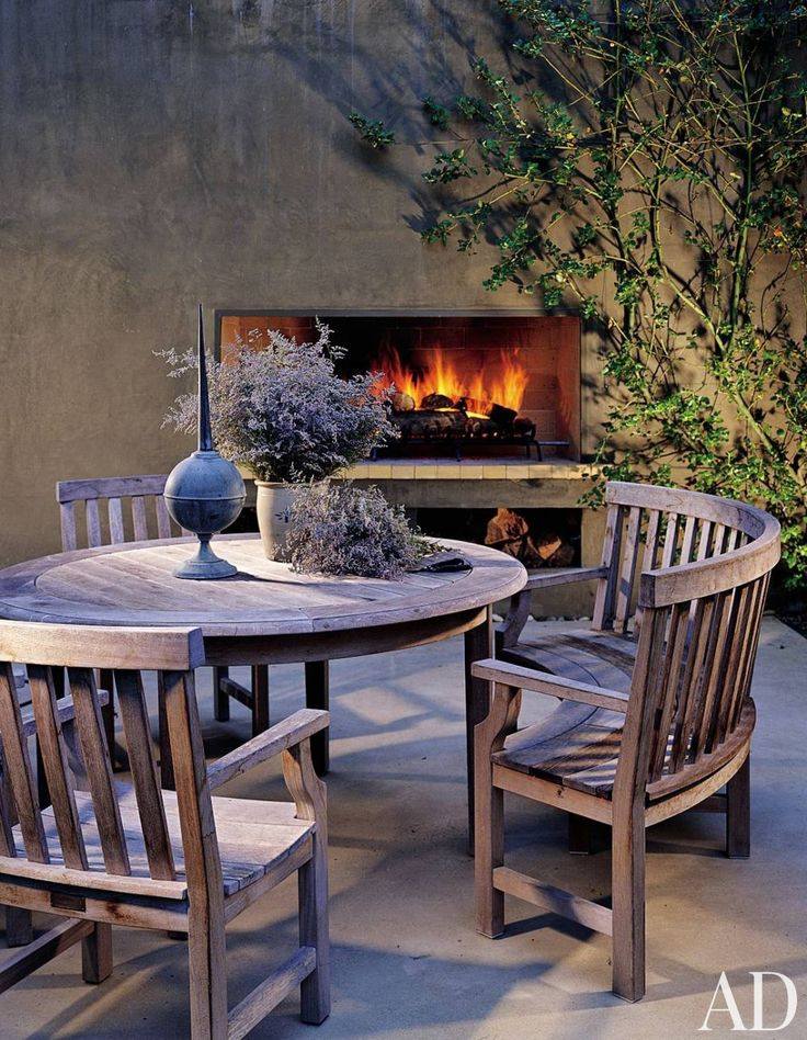 Best + Rustic outdoor benches ideas on Pinterest
