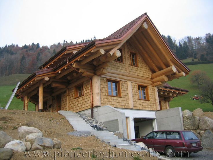 50 Best Images About House Log And Timberframe Ideas On
