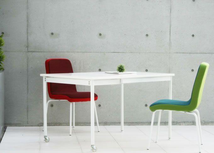 【楽天市場】【送料無料】ダイニングテーブル DT-palm 【テーブルのみ】単体 テーブル 食卓 折りたたみ式 エナメル ダイニング センターテーブル リビングテーブル シンプル ホワイト 北欧風 家具 インテリア 食卓:かぐわん