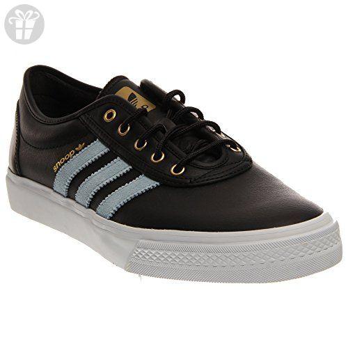 ADIDAS Snoop Dogg Adi-Ease Mens Shoes, Black/Blue, 8 (*