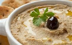 Taziki's Hummus-ohhhhh I love this stuff!! It is the original that got me hooked!!