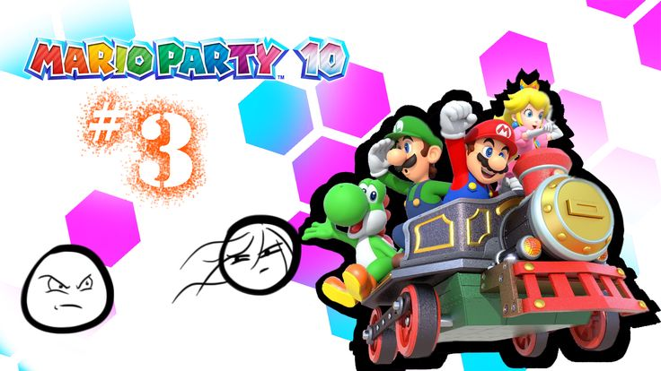 Mario Party 10: Did She Say Pee?!?  https://www.youtube.com/watch?v=UeFrKTbJNzQ