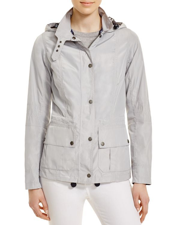 Barbour Clove-Hitch Hooded Raincoat