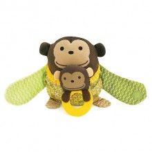 Skip Hop - Hug & Hide Stroller Monkey $27.50
