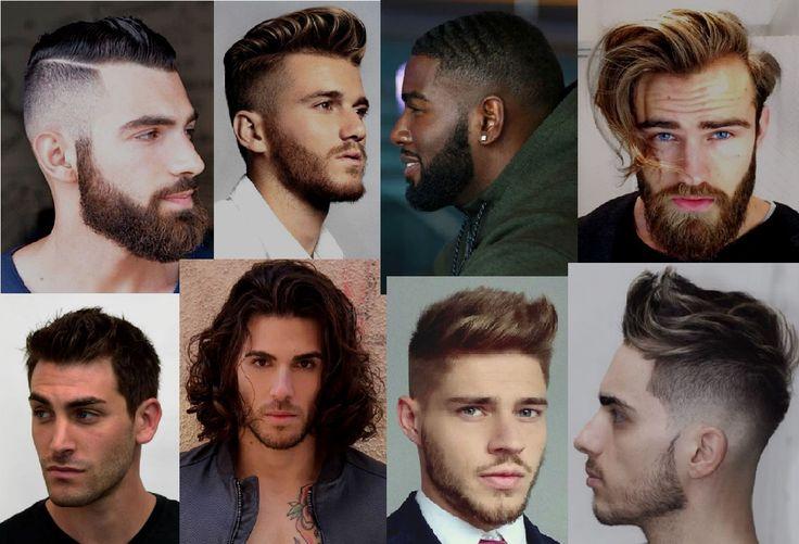 O guia definitivo dos cortes de cabelo da moda. Nunca antes nós, homens, tivemos…