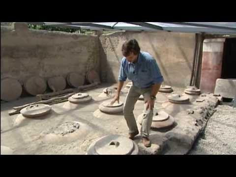 Nelle antiche cucine della Villa medicea di Poggio a Caiano - YouTube