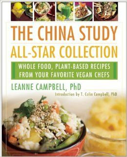 Enter to win a copy of The China Study All-Star Collection! Vegan whole-foods recipes.