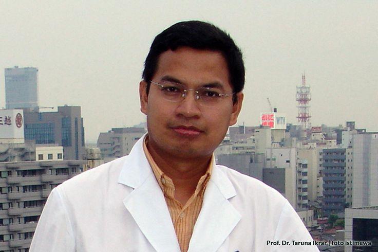 Bang Sem   PROF. Dr. Taruna Ikrar, ahli neurobiologi di Universitas California –…