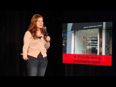 WHITNEY HESS: Design Principles: The Philosophy of UX - YouTube, helpful tips that can be used