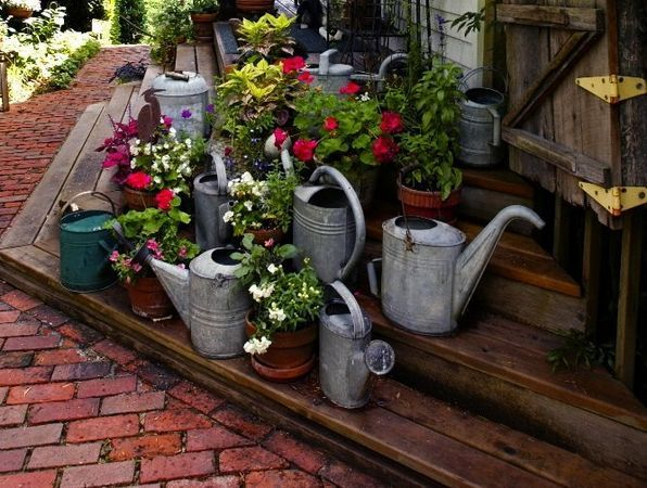 Tips for turning junk into creative garden decor | OregonLive.com