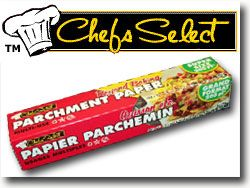 Chef Select Parchment Paper - use for image transfer