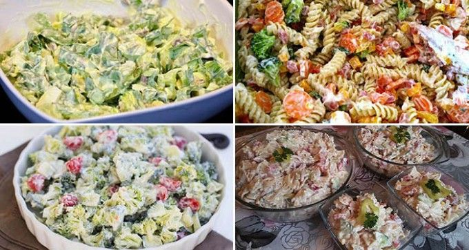 22 skvělých receptů na letní svěží saláty, na kterých si pochutnáte | NejRecept.cz