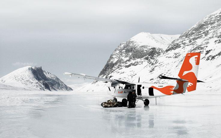 1965 deHavilland Canada DHC-6 320 'Twin Otter' de Air Inuit