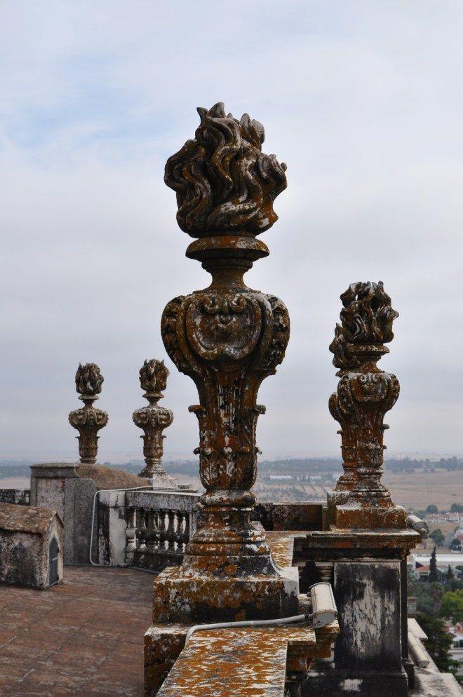 Évora, Portugal - Catedral da Sé