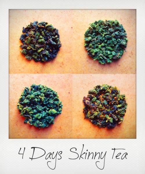 4 Day Skinny Tea Detox Sample™