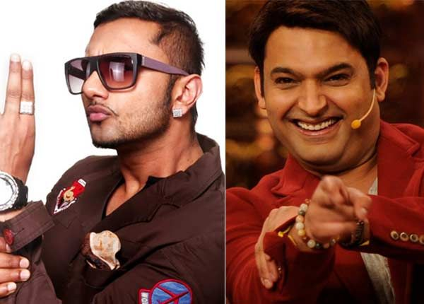 Comedy Nights with Kapil: Yo Yo Honey Singh to be Kapil Sharma's next guest - http://www.yoyohs.com/comedy-nights-with-kapil-yo-yo-honey-singh-to-be-kapil-sharmas-next-guest/India's rap badshah will shoot an episode with India's comic craze today Yo Yo Honey Singh, who has triggered a craze of sorts is all set to appear on Kapil Sharma's most loved show, Comedy Nights with Kapil. Yes, India's rap badshah will shoot an episode with India's comic craze today (June 1