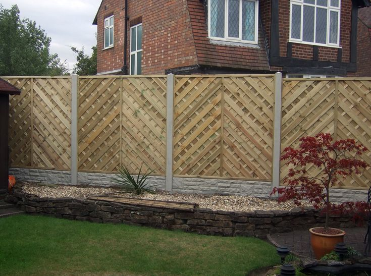 Decorative Fencing For The Yard Pinterest Fencing