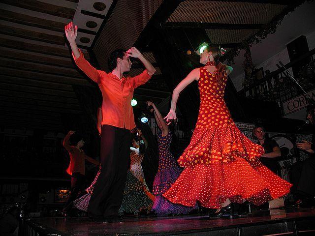 flamenco dance | http://www.cepolina.com/fr/danseuse-a-Madrid.htm