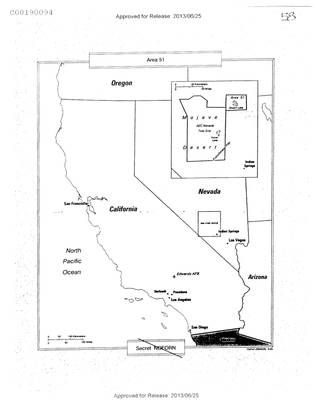 Government Acknowledges Area 51