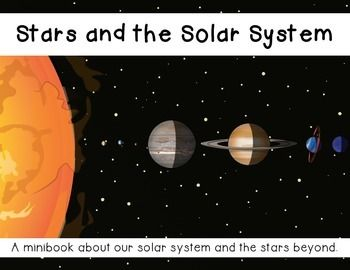 Stars and the Solar System Minibook- Students can read this minibook independently, with partners, in a small reading group, or as a whole class. After reading, student can complete a brief quiz on the back of the book to check for understanding. Ideas and Vocabulary covered: Astrology, astronomer, solar system, orbit, planets, constellation, galaxy, tools (telescope, sextant, astrolabe).Bonus: Draw and Write Writing Prompt with Suggestions. #stars