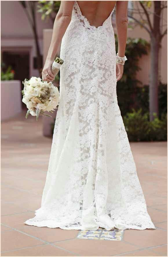 Ethereal wedding dress used chicago