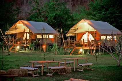 River Kwai-Hin Tok River Camp