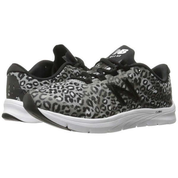 New Balance 811v2 (Overcast/Leopard) Women's Shoes ($75) ❤ liked on Polyvore featuring shoes, athletic shoes, mesh shoes, mesh athletic shoes, leopard print athletic shoes, new balance shoes and wide width shoes