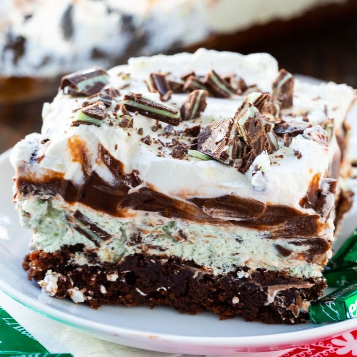 Andes mint lush recipe mint desserts andes mint