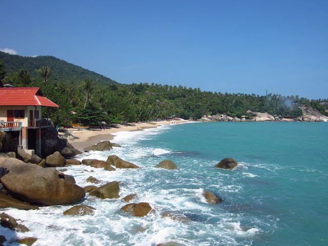 Haad Yuan, Koh Pha-Ngan (Southern Thailand)