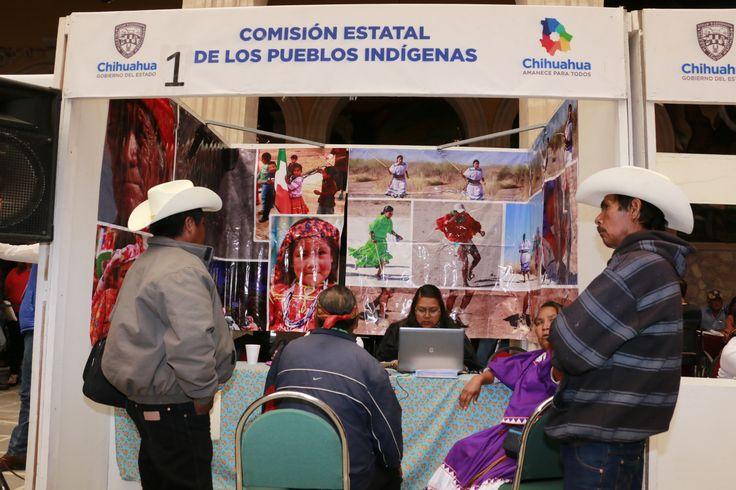 La Comisión Estatal para los Pueblos Indígenas, abierta al diálogo con San Elías