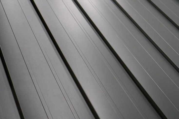 Standing Seam Metal Roof Panels by Interlock® Lifetime Metal Roofing Systems