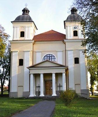 Kostol po rekonštrukcii.
