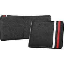 <p> TAG Heuer PHANTOMATIK Wallet   R12SLG2620.8CC</p> #GarnerBears #Popley #Leather Accessories