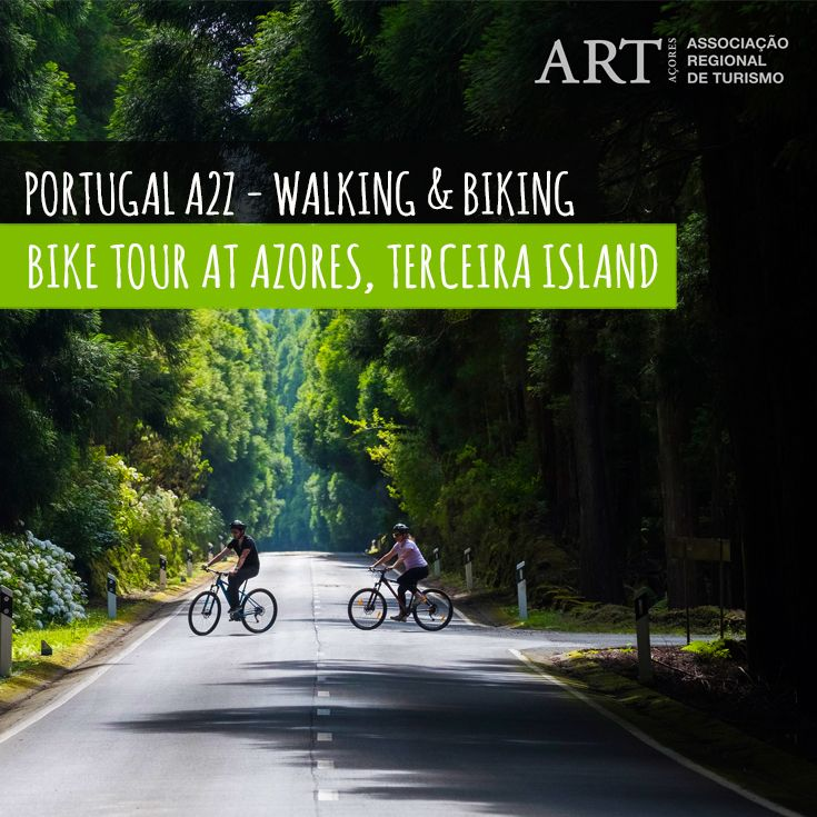 In the middle of the Atlantic, somewhere between Lisbon and New York, you will discover one of the nine paradisiac volcanic islands of the Azores archipelago, where nature combines perfectly with culture.